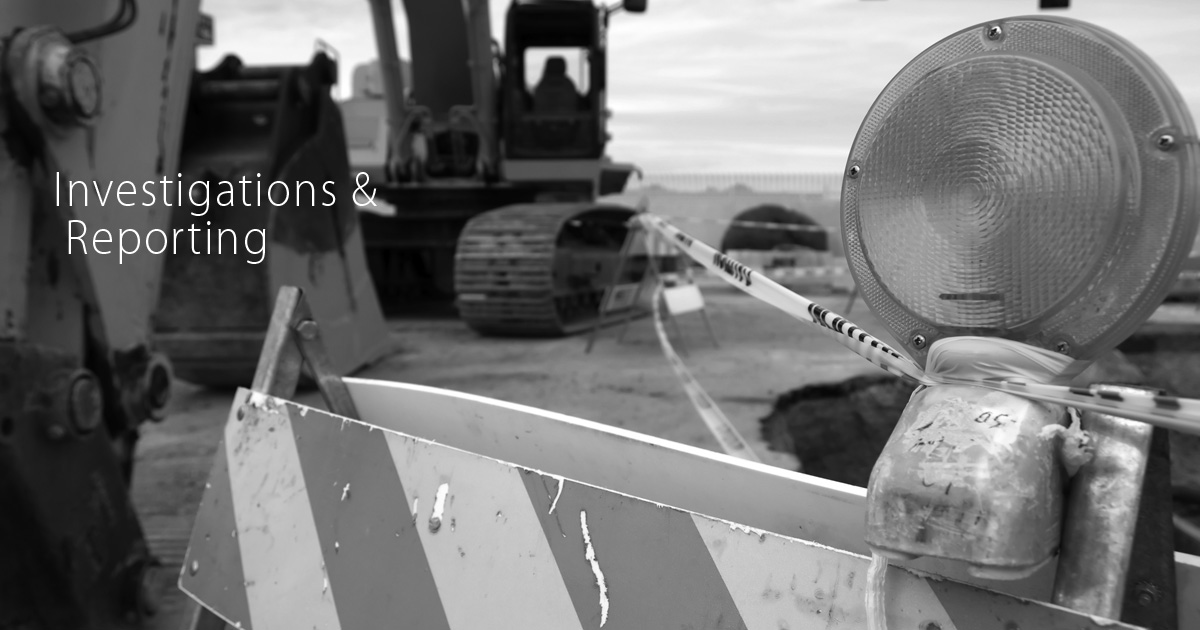 construction-safety-investigations-reporting